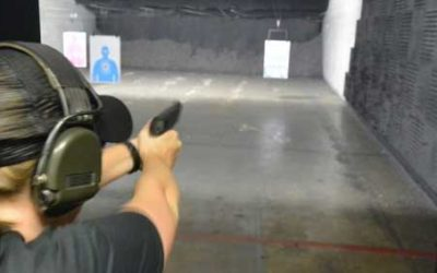 5 Pistol Drills for the Indoor Range